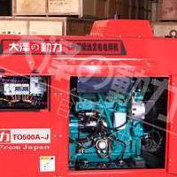 500A柴油发电电焊机报价