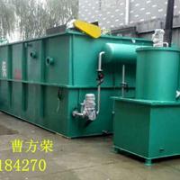 餐饮污水处理设备、含油污水处理设备安装效果图