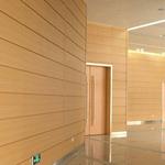 供应单板木纹墙面、集成墙板、铝单板集成护墙板