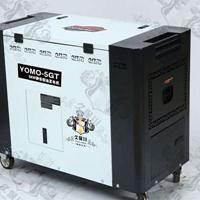 柴油5kw微型静音发电机