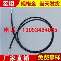 HX4*8.6高压树脂油管 高压润滑油管 黄油润滑系统树脂油管