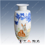景德镇陶瓷花瓶厂家
