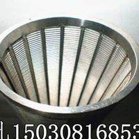 304材质螺纹接口楔形滤筒滤管生产厂家