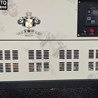 20kw车载静音汽油发电机