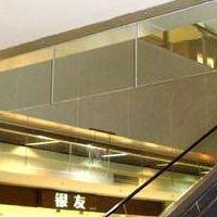 供应四川防火玻璃挡烟垂壁,厚度尺寸样式支持定制