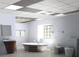 百郎顶墙集成安装简单,自然健康
