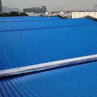专业承接合肥工业厂房屋顶彩钢瓦除绣防腐翻新工程