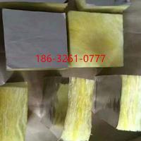厂家直销贴面玻璃棉 龙飒A级防火玻璃棉定尺生产