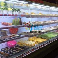 火锅菜品自选柜,串串香展示柜,自助餐菜品冷藏柜