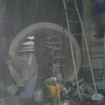 顶管井渗漏水处理基坑工作井渗漏水防水堵漏基坑堵漏公司