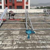 太阳能联箱支架厂家直销