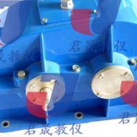 JS-CM铝合金拆装用大型减速器 减速器模型 拆装减速器模型