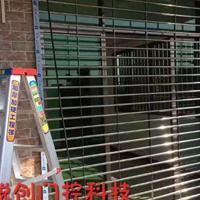 惠州电动门车库门铝合金卷闸门不锈钢门