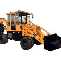 轮胎多功能挖掘装载机隆怡德厂家专业供应多功能高性能