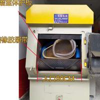 喷砂机广东门窗铝合金毛刺丕锋处理打沙机履带式抛丸机大型生产商