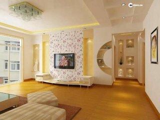 客厅喷漆什么颜色好看 这么做你的客厅绝对眼前一亮