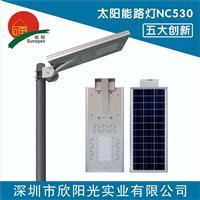 智能光控锂电池一体化太阳能路灯LED工程路灯