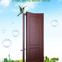 什木坊 MQ013 巴黎金胡桃现代简约免漆生态门