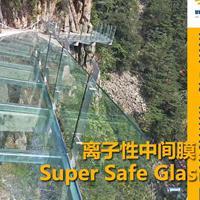夹层玻璃辅料 离子性中间膜SGP胶片