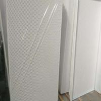 德普龙厂家***定制生产广汽传祺白色微孔镀锌钢板吊顶天花