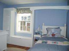 墙面颜色选择无力 立邦漆蓝色效果图一眼中意