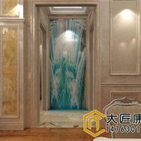 酒店墙面专用集成墙板 酒店装修翻新竹木纤维板厂家