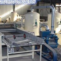 TEPS热固复合聚苯板设备与硅质聚苯板设备有什么不同