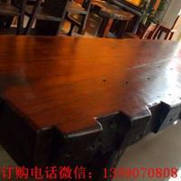 老船木办公台 船木茶台 大板台 电脑台 船木会议桌