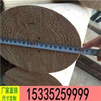 批发优质铁杉防腐木圆柱优惠价