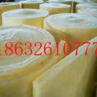 河北龙飒厂家生产 铝箔玻璃棉卷毡离心玻璃棉卷毡超细玻璃棉卷毡