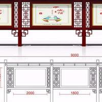 上海宣传栏生产制造厂家