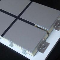 中材宜昌生产氟碳漆岩棉保温装饰一体板