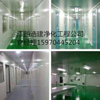 九江抚州净化车间工程公司/电子无尘车间