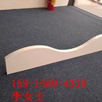厂家批发各种规格仿木纹波浪造型铝方通