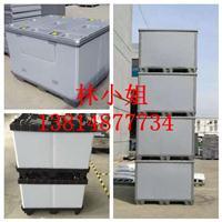 苏州厂家直销可定做中空板围板箱,PP塑料围板箱、可折叠围板箱