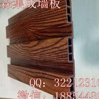 、客厅电视背景墙用木质吸音板墙板 润之森木质吸音板供应