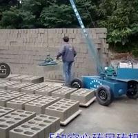 水泥砖码垛装车设备价格