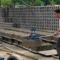 水泥砖吊砖机水泥砖装车机厂价