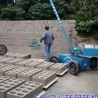 供应空心砖装车机 空心砖全自动叠板机