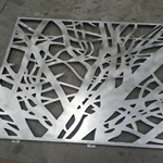 雕花铝单板厂家-雕花铝窗花定制雕刻