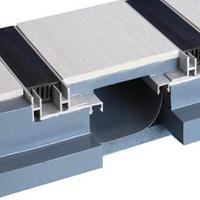 四川坚策抗震缝地面盖板平面缝JCDM型