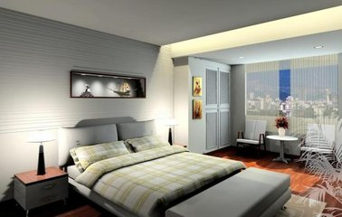 卧室墙漆用什么颜色好 卧室颜色不可乱用
