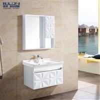 佛山厂家直销太空铝浴室柜,卫生间洗手盆整体挂墙式卫浴