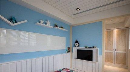 卧室装修  主卧什么颜色的漆好看