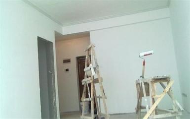 只刷白墙多久可以入住  刷白墙没味道可以住吗