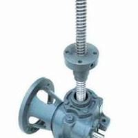 蜗轮蜗杆丝杆升降机SWL1T2.5T5T10T15手摇螺旋螺杆电动涡轮提升机