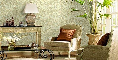 家装壁纸十大排名  选对壁纸对家装效果是锦上添花