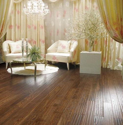 客厅铺木地板很后悔 卧室铺木地板很后悔