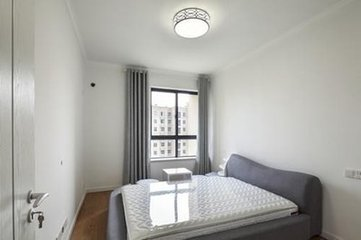 只刷白墙的装修也能很温馨  只刷白墙2天入住行不