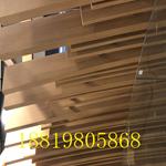 德普龙专业定制室内外金属烤漆弧形铝方通/不规则造型弧形铝方通
